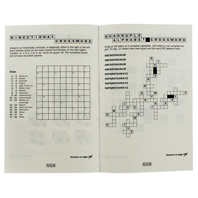 Mensa Crosswords image number 2