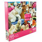 Funny Kittens 1000 Piece Jigsaw Puzzle image number 2