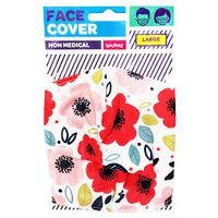 Poppy Reusable Face Covering