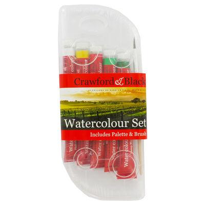 Watercolour Paint Set image number 1