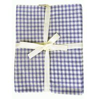 Pale Blue Fat Quarters: Pack of 5