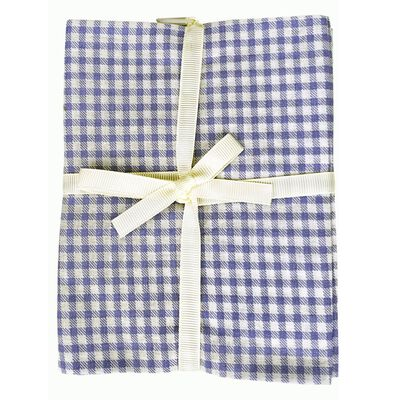 Pale Blue Fat Quarters: Pack of 5 image number 2