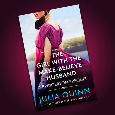 Bridgerton Prequel Book 2: The Girl with the Make-Believe Husband image number 2