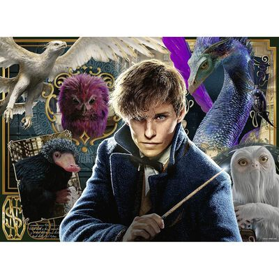 Fantastic Beasts 200 Piece Jigsaw Puzzle image number 2