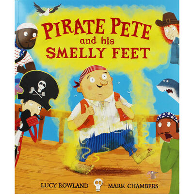 Pirate Pete and his Smelly Feet image number 1