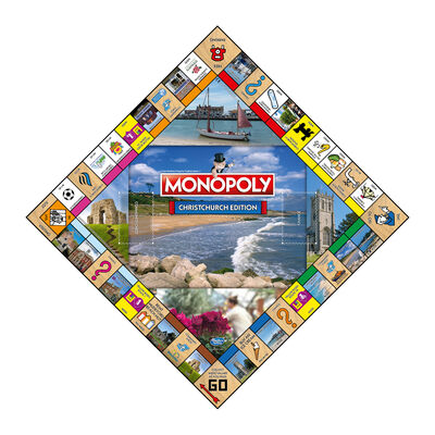 Christchurch Monopoly Board Game image number 3