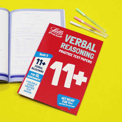 Letts Non-Verbal Reasoning Practice Test Papers: Age 11+ image number 2