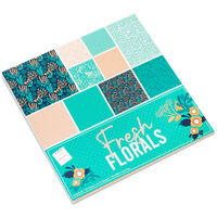 Fresh Florals Design Pad