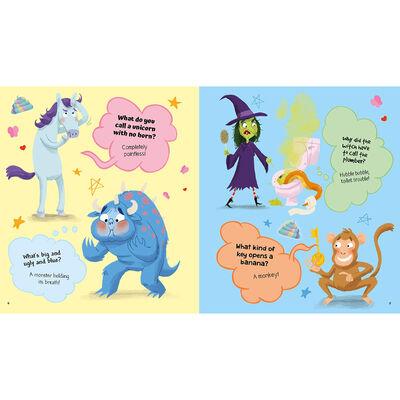The Unicorn Poop Joke Book image number 3