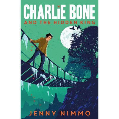 Charlie Bone and the Hidden King image number 1