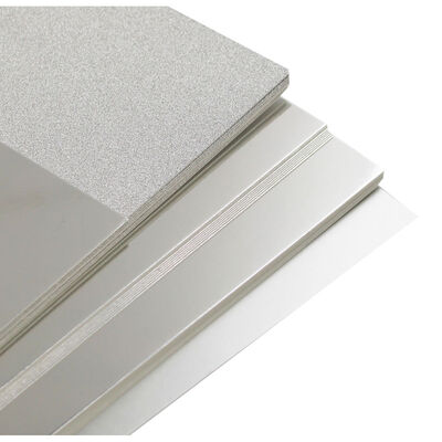 Crafters Companion A4 Luxury Cardstock Pack - Silver image number 3