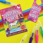 Fairyland Spray Pen Art image number 4