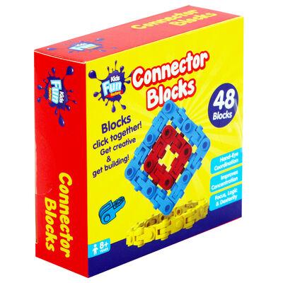 Connector Blocks Set - 48 Pieces image number 1