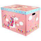 Unicorn Jumbo Magnetic Collapsible Toy Box image number 1