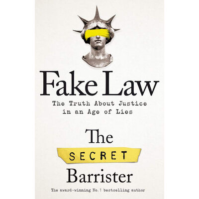 Fake Law: The Truth About Justice in an Age of Lies image number 1