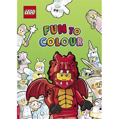 LEGO: Fun to Colour image number 1