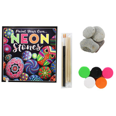 Paint Your Own Neon Stones image number 2
