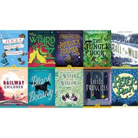 The Puffin Classics: 10 Book Story Collection