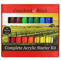 Complete Acrylic Starter Kit