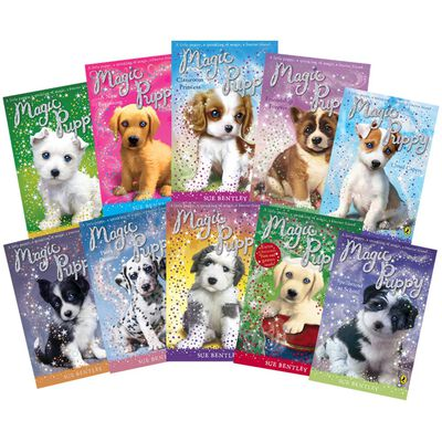 Magic Puppy: 10 Book Collection image number 1