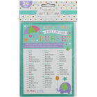 Baby Shower Purse Game - Pack of 24 image number 1