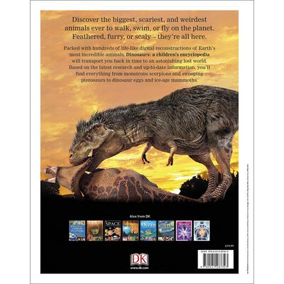 Dinosaurs: A Children's Encyclopaedia image number 4