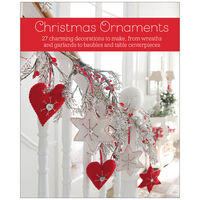 Christmas Ornaments Craft Book