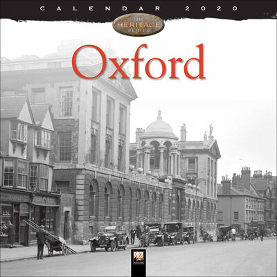 Oxford Heritage 2020 Wall Calendar image number 1