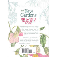 The Kew Gardens: Enchanting Colouring Book