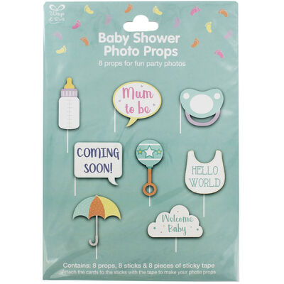 Baby Shower Photo Props image number 1