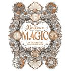Believe in Magic: An Enchanting Colouring Book image number 1