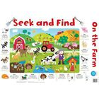 Seek and Find On the Farm Wall Chart image number 1