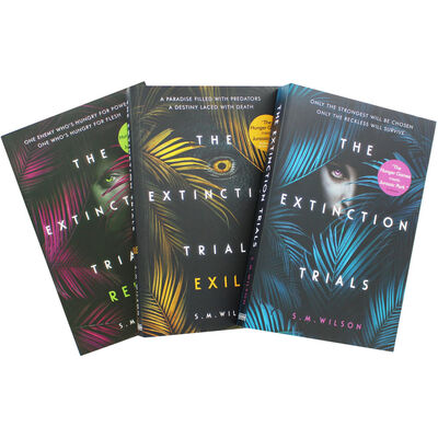 The Extinction Trials: 3 Book Collection image number 2