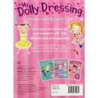 My Dolly Dressing Sticker and Activity Pack image number 4