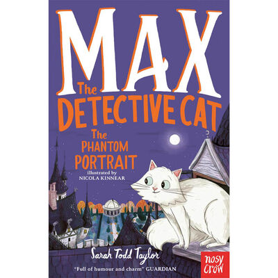 Max the Detective Cat: The Phantom Portrait image number 1