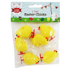 Yellow Easter Chicks - 6 Pack image number 1