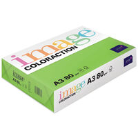 A3 Deep Green Java Image Coloraction Copy Paper: 500 Sheets