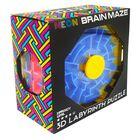 Neon Brain Maze 3D Labyrinth Puzzle image number 1