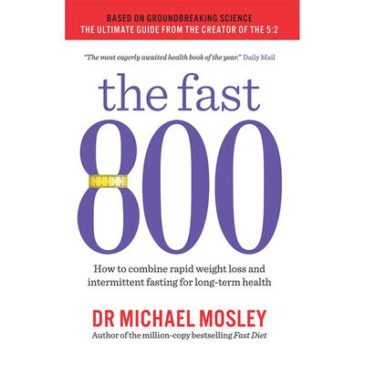 The Fast 800 2 Book Bundle image number 2