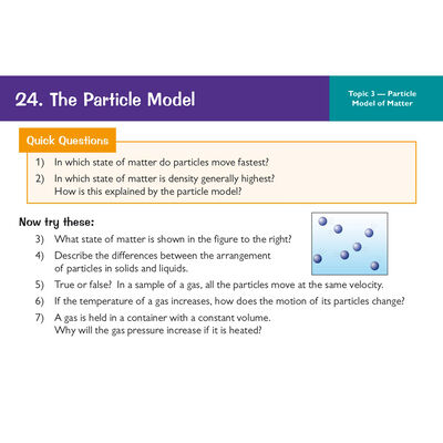 CGP GCSE Combined Science Physics: Revision Question Cards image number 2
