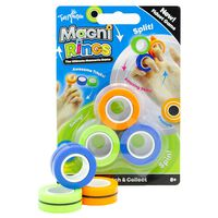 Magni Rings: Pack of 3