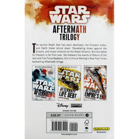 Star Wars Aftermath Trilogy: 3 Book Collection