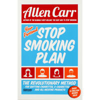 Allen Carr: Your Personal Stop Smoking Plan