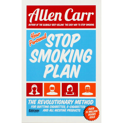 Allen Carr: Your Personal Stop Smoking Plan image number 1