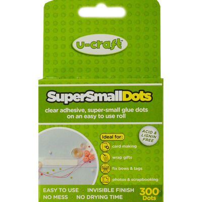 Super Small Adhesive Dots image number 1