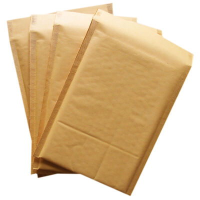 Medium Bubble Lined Envelopes - Pack Of 4 image number 1