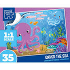 Assorted 35 Piece Jigsaw Puzzle image number 1