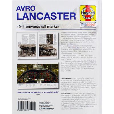 Haynes Lancaster Manual image number 3