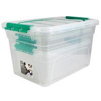 Carry Storage Box Set - Set of 3