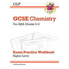CGP GCSE Chemistry Grade 9-1: Exam Practice Workbook image number 1